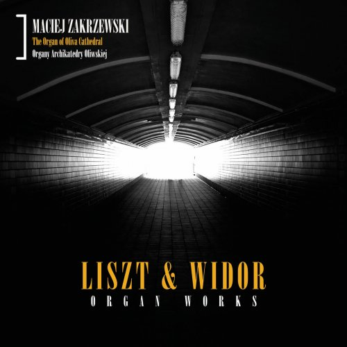 Liszt&Widor Organ Works
