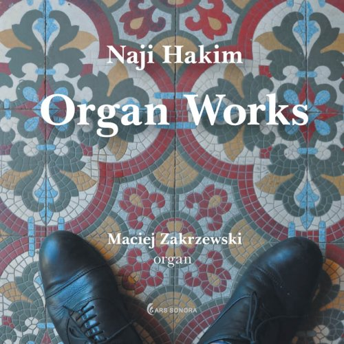 Naji Hakim Organ Works