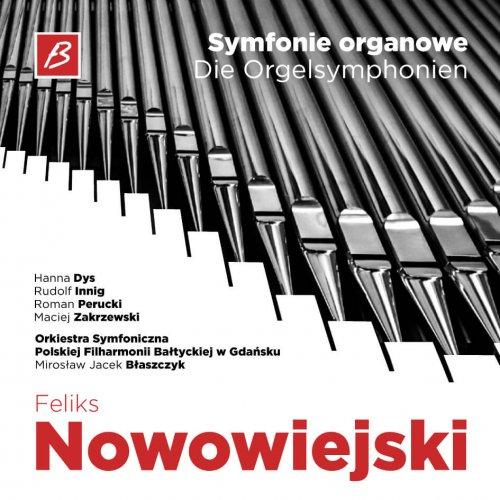 symfonie organowe - nowowiejski - zakrzewski
